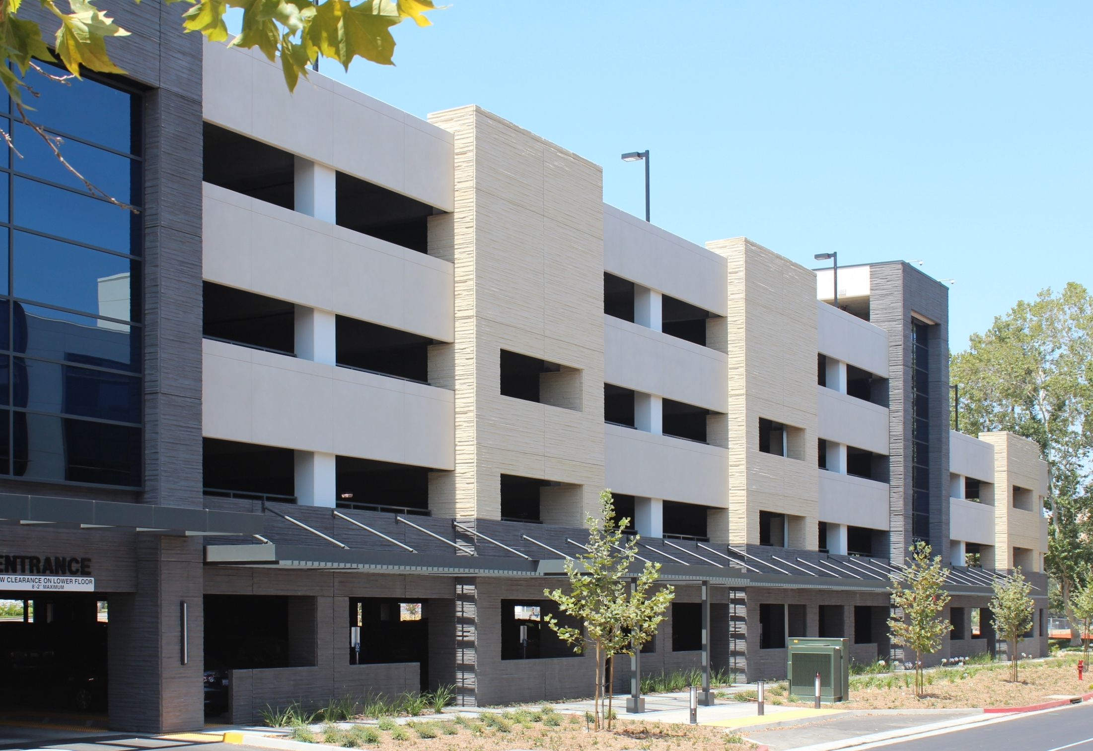 Parking Garage Projects by Willis Construction