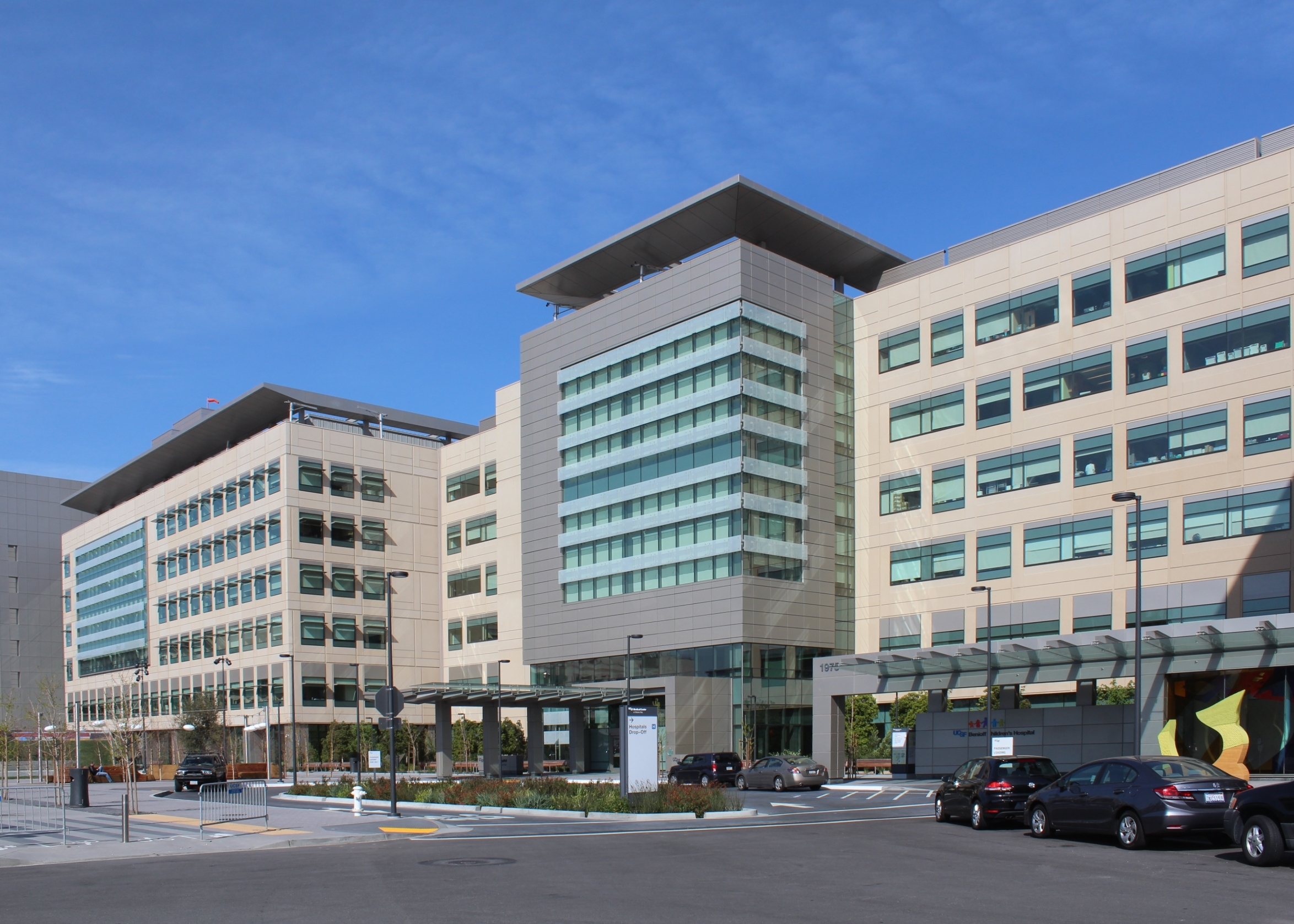 UCSF Medical Center at Mission Bay